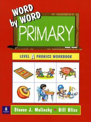 Word by Word Primary Phonics Picture Dictionary, Paperback Level A Workbook