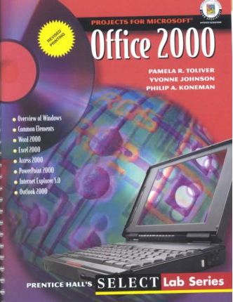 Projects for Office 2000: Microsoft Certified Edition