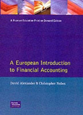 European Intro Financial Accounting