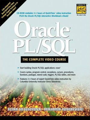Oracle PL/SQL -- The Complete Video Course
