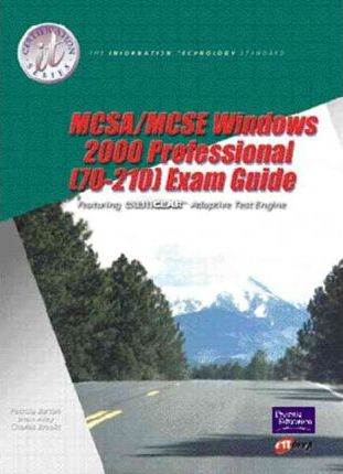 MCSA/MCSE Windows 2000 Professional (70-210) (package)