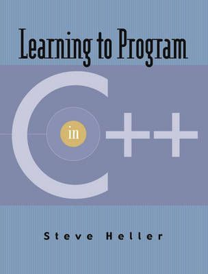 Learning to Program in C++