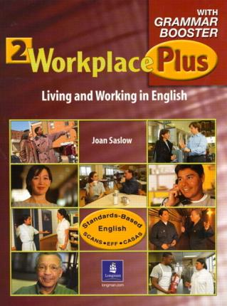 Workplace Plus 2 with Grammar Booster Audiocassettes (3)