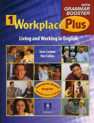 Workplace Plus 1 with Grammar Booster Workbook