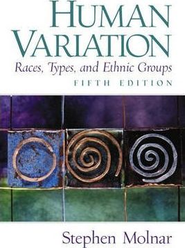 Human Variation, Races, Types, and Ethnic Groups