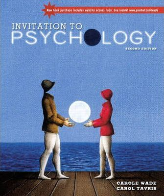 Invitation to Psychology with Video Classics CD