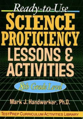 Ready-to-Use Science Proficiency Lessons & Activit Activities Grade 8 Level