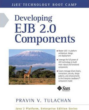 Developing EJB 2.0 Components