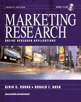 Marketing Research: Includes SPSS 11.0