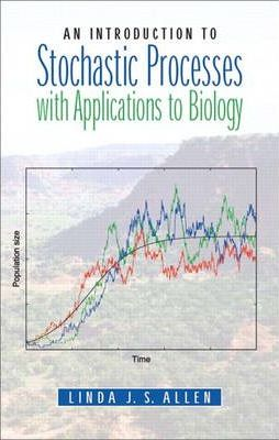 An Introduction to Stochastic Processes with Biology Applications