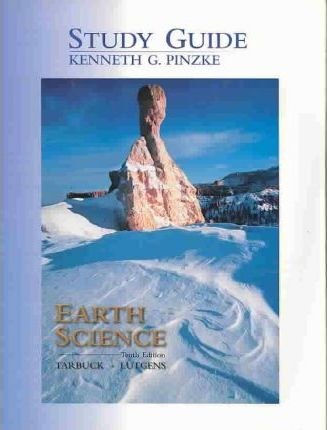 Earth Science: Study Guide