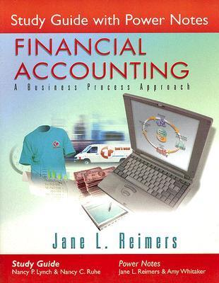 Financial Accounting: Student Study Guide