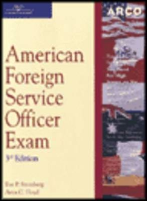 American Foreign Service Officer