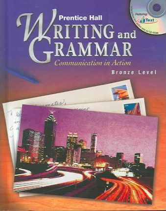 PH Writing and Grammar Student Edition Grade 7