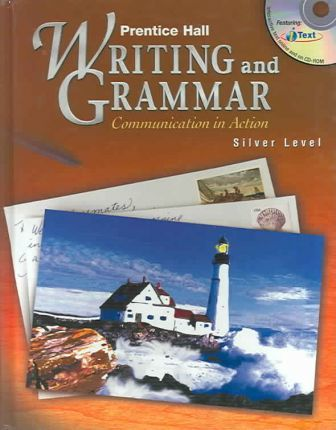 PH Writing and Grammar Student Edition Grade 8