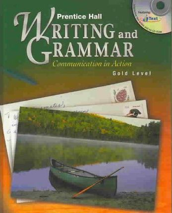Writing and Grammar Student Ed