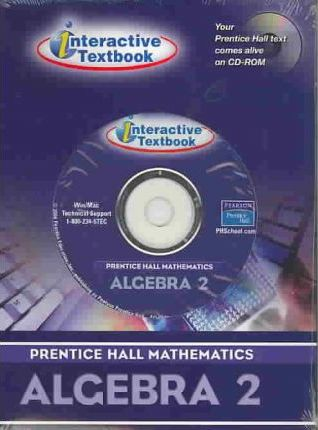 Prentice Hall Math Algebra 2 Itext CD-ROM 2004