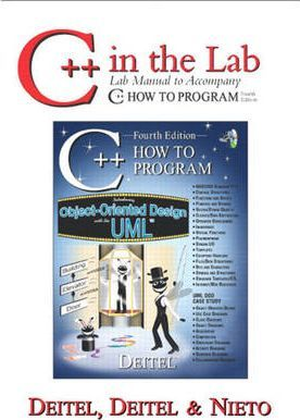 C++ in the Lab
