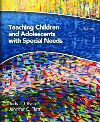 Teaching Children and Adolescents with Special Needs