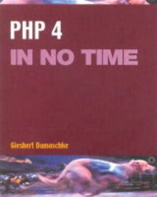 PHP4 In No Time