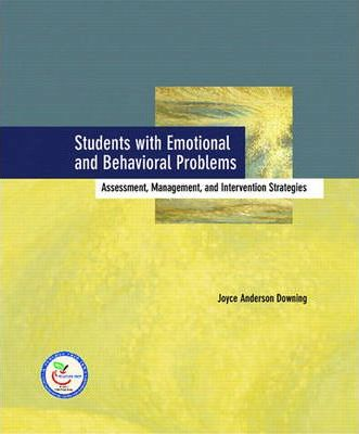 Students with Emotional and Behavior Problems