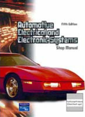 Automotive Electric and Electronic Systems Package Set Shop Manual