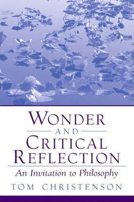 Wonder and Critical Reflection