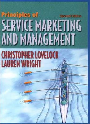 Principles of Service Marketing and Management