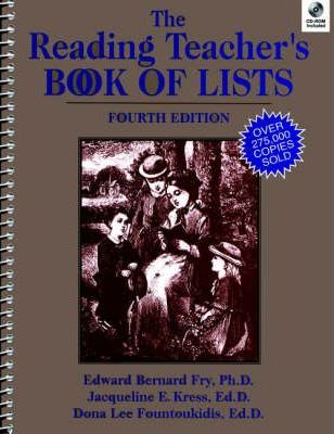 The Reading Teachers Book of Lists