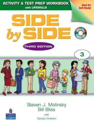 Side by Side 3 Activity and Test Prep Workbook 3
