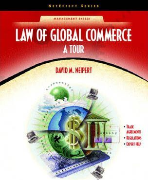 Law for Global Commerce