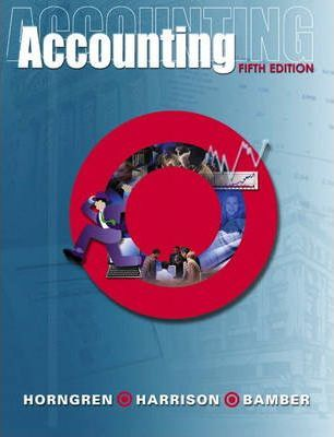 Accounting, Chapters 1-26 and Target Annual Report