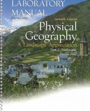 Physical Geography: Lab Manual