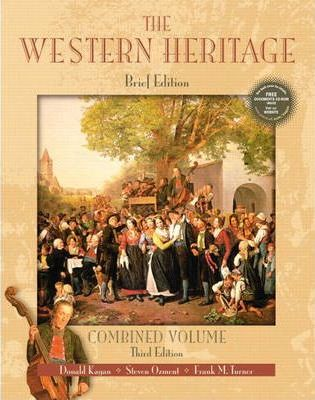 The Western Heritage: Combined Brief Edition