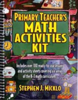 Primary Teachers Math Activiti