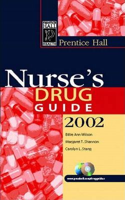 Prentice Hall Nurse's Drug Guide 2002