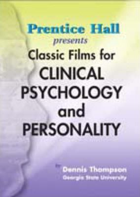 Classic Films for Clinical Psychology and Personality DVD