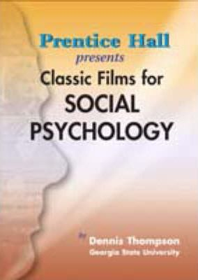 Classic Films for Social Psychology