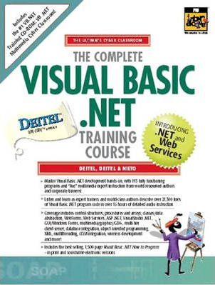 The Complete Visual Basic .NET Training Course, Student Edition