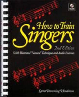 How to Train Singers W/CD