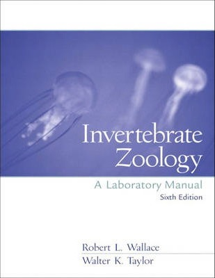 Invertebrate Zoology: Lab Manual