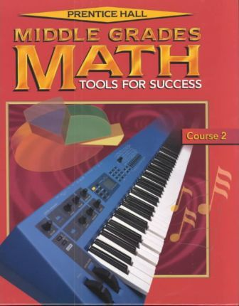 Middle Grades Math Student Ediiton Course 2 2001c