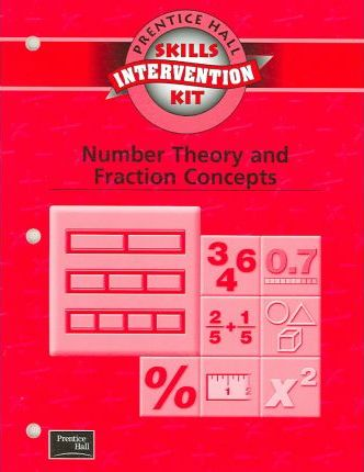 Skills Intervention Unit Number Theory & Fraction Concepts Wkbk 2001c