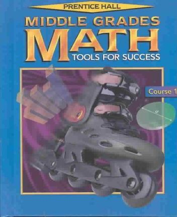 Middle Grades Math Se and Practice Workbook Course 1 2001c