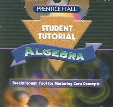Algebra 1 by Smith Interactive Student Tutorial CD-ROM Single User 2001c