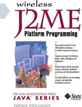 Wireless J2ME Platform Programming