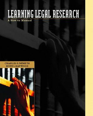 Learning Legal Research
