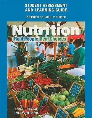 Student Assessment and Learning Guide for Nutrition