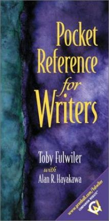 Pocket Reference Writers W/01