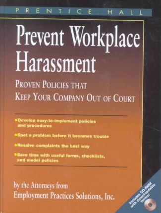 Prevent Workplace Harassment